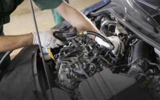 Характерные неисправности в работе с дизельными двигателями