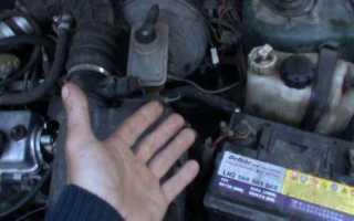 Ваз 2110 на холодный двигатель заводиться и глохнет