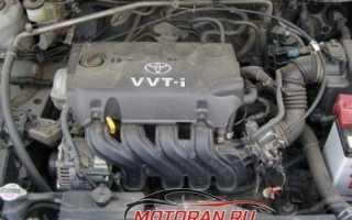 Что нужно для замены масла в двигателе 1nz