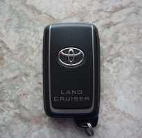 Замена батарейки в ключе Toyota Rav4