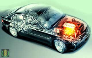 Устройство и работа агрегатов системы охлаждения двигателей