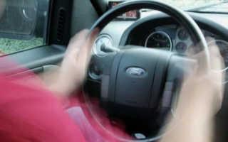 Вибрация в двигателе на холостом ходу и тормоз