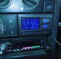 Ваз 2110 диагностика двигателя что может показать