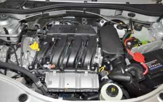 Характеристики 2 литрового двигателя для рено дастер