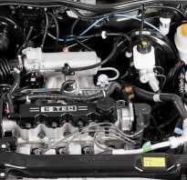 В какую сторону крутится двигатель на дэу нексия