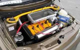 Двигатель ваз 2110 8 клапанов инжектор тюнинг двигателя