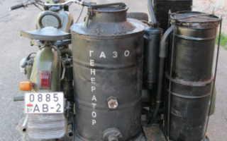 Газовый генератор своими руками из советского двигателя