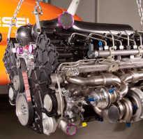 Бензиновый двигатель на холостых работает как дизель