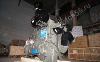 Двигатель wp6g125e22 сколько нужно литров масла для замены