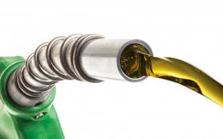 Влияние фракционного состава дизельного топлива на работу двигателя