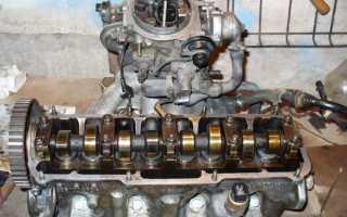 Двигатель ваз 2106 троит в чем причина
