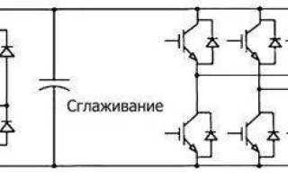 Что такое преобразователи частоты для асинхронных двигателей трехфазных