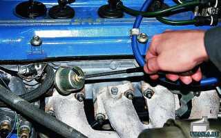 Двигатель 406 нет давления масла в двигателе причина