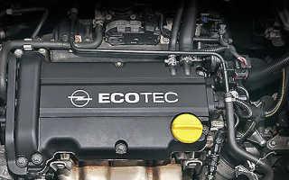 Характеристики двигателя опель корса 2002 г в