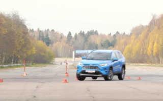 Тойота РАВ 4 2017 дизель тест драйв видео