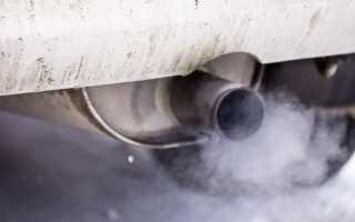 Хлопки в глушитель на холодном двигателе инжектор