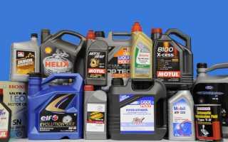 Что нужно сделать при замене масла в двигателе