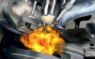 Черный дым из выхлопной трубы бензиновых двигателей причины