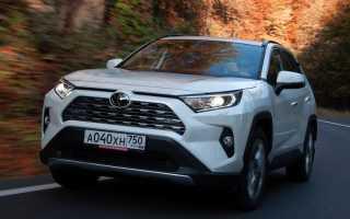 Тойота РАВ 4 2017 новый кузов тест драйв видео