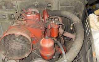 Как установить двигатель с т25 на уаз