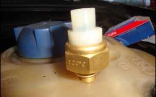 Датчики охлаждения двигателя ауди ng на схеме