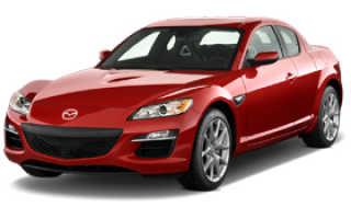 Mazda rx 8 что у нее с двигателем