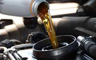 Что необходимо менять при замене масла в двигателе