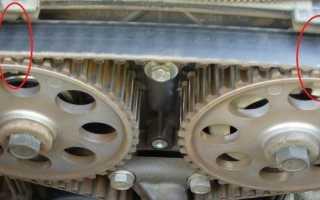Двигатель 21126 через сколько менять ремень грм