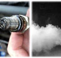 Что делать чтобы не дымил двигатель ваз 2106