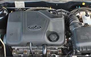 Что за двигатель на лада гранта 106 л