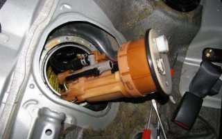 Фильтр топливный Тойота Камри v40
