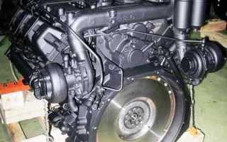 Устройство и принцип работы дизельного двигателя камаз