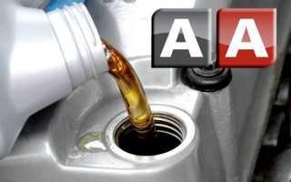 Nissan almera classic сколько масла лить в двигатель