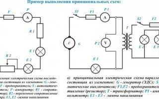 Условное обозначение на схеме двигателя постоянного тока