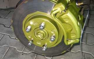 Замена тормозной жидкости Тойота Королла 150