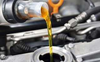 Через какой пробег меняют масло в двигателе камаз