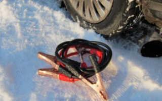 Что делать если двигатель не заводиться в мороз