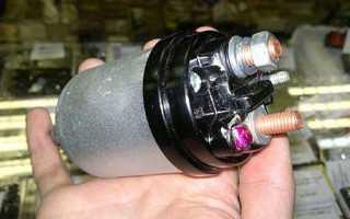 Ваз 2109 инжектор не работает двигатель стартер работает