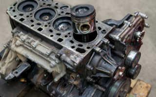 Шевроле ланос капитальный ремонт двигателя на каком пробеге