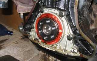 Что залить в двигатель чтобы не текли сальники