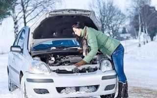 Что будет если в мороз заводить дизельный двигатель