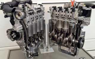 Что лучше v образный двигатель или рядной двигатель