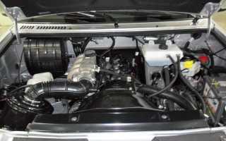 Характеристики двигателя 150 л с для патриота