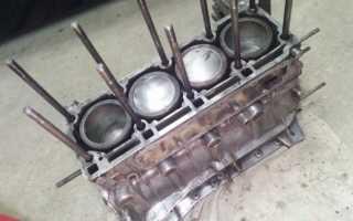 Как установить двигатель от бмв на уазе