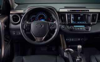 Тест-драйвы подержанных Toyota RAV 4 IV (2013-2018)