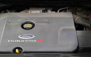 Форд мондео 4 дизель стук из двигателя