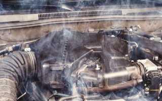 Что может быть при перегреве двигателя на тойоте