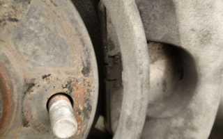 Колодки, диски суппорта Toyota Corolla 150