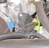 Датчик положения дроссельной заслонки 406 двигатель признаки неисправности
