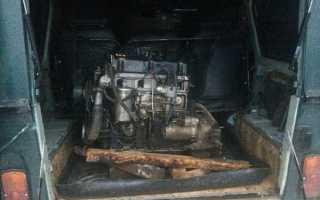 Что лучше для уаз двигатель 402 или 417